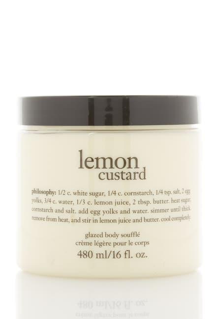 philosophy - lemon custard glazed body souffle
