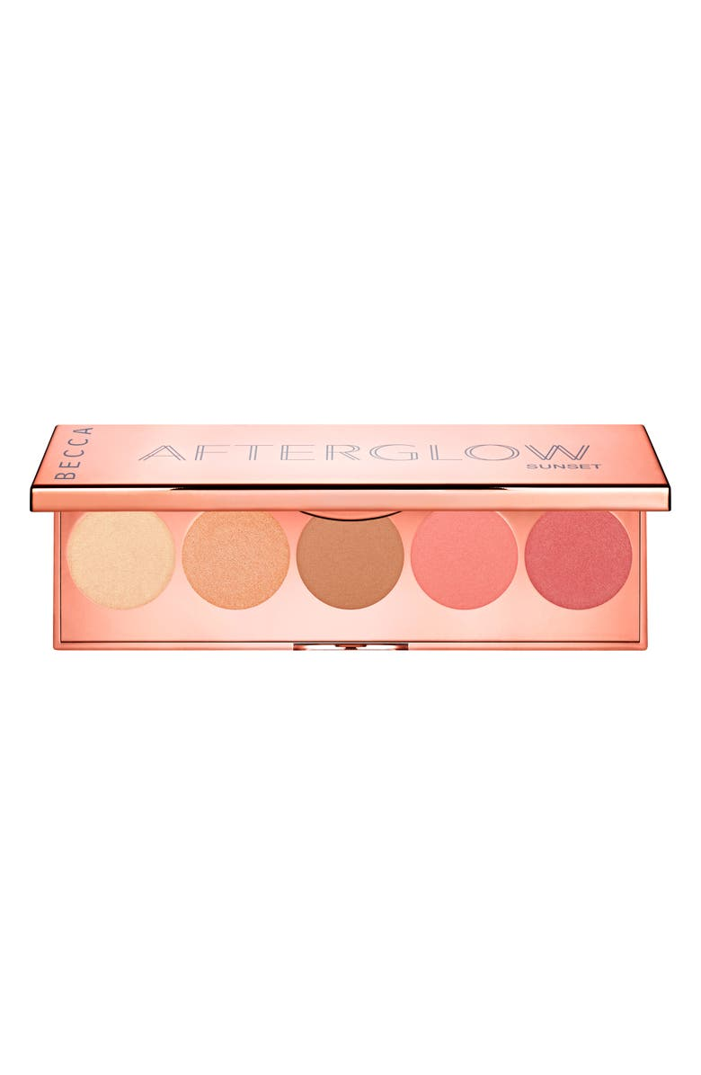 Becca Cosmetics BECCA Afterglow Sunset Face Palette