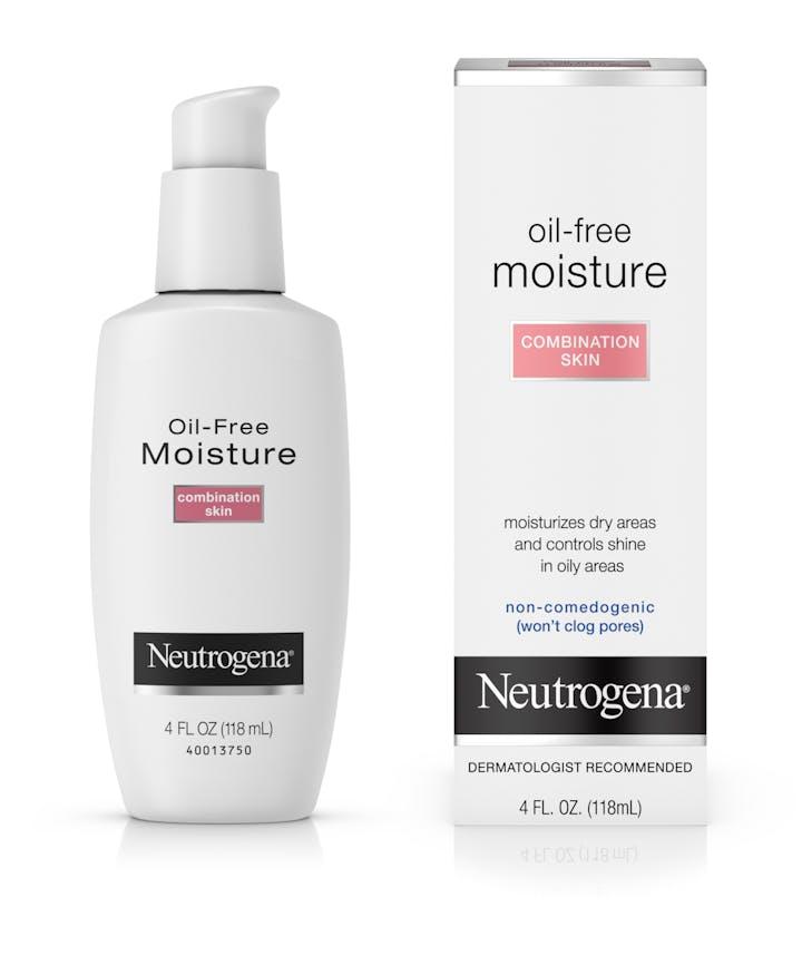 Neutrogena - Oil-Free Moisture - Combination Skin