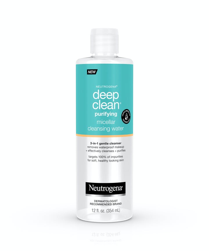 Neutrogena - Deep Clean® Purifying Micellar Cleansing Water