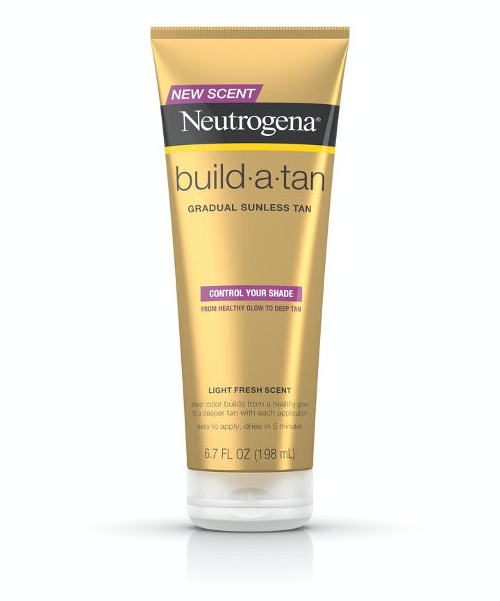Neutrogena - Build-A-Tan Gradual Sunless Tan Lotion