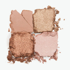oryzabeauty - Nude Shimmer & Contour Eyeshadow