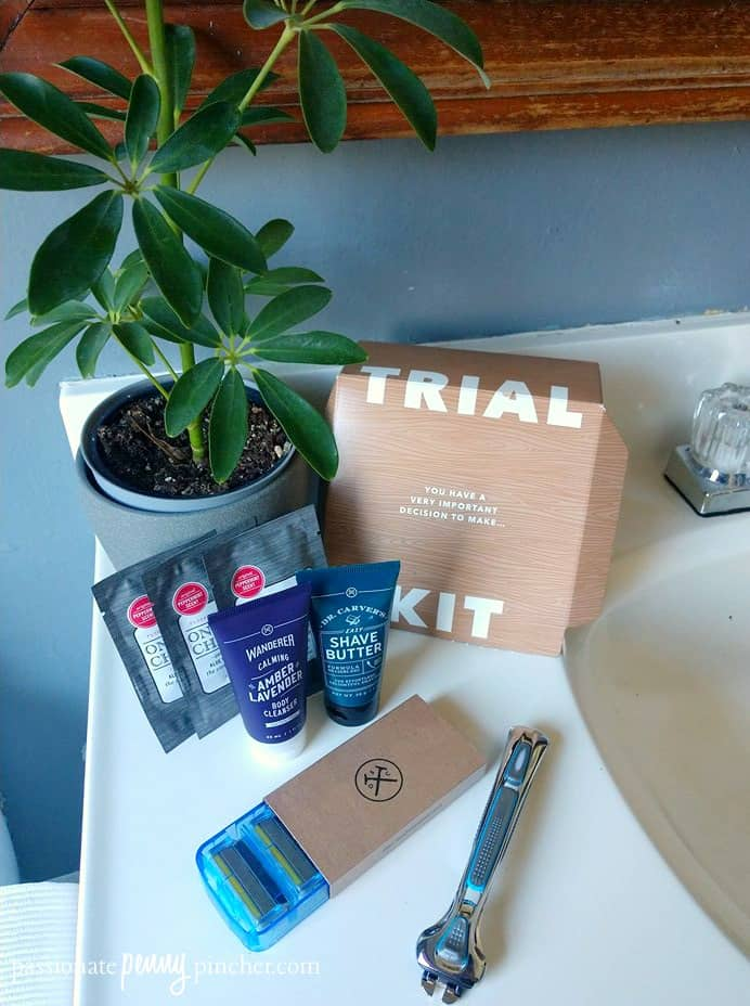 Dollar Shave Club - Dollar Shave Club Starter Box only $5! (Comes with Razor, 4 Refills + Goodies!)