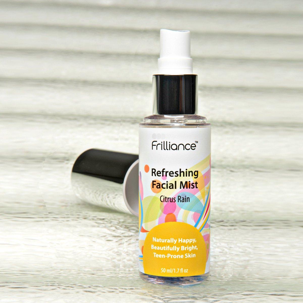 Fiona Frills - Refreshing Facial Mist in Citrus Rain