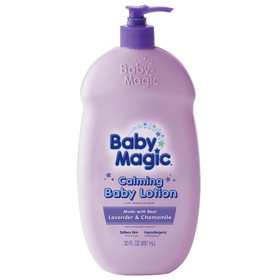 Baby Magic - Baby Magic Calming Baby Lotion Lavender & Chamomile30.0 oz