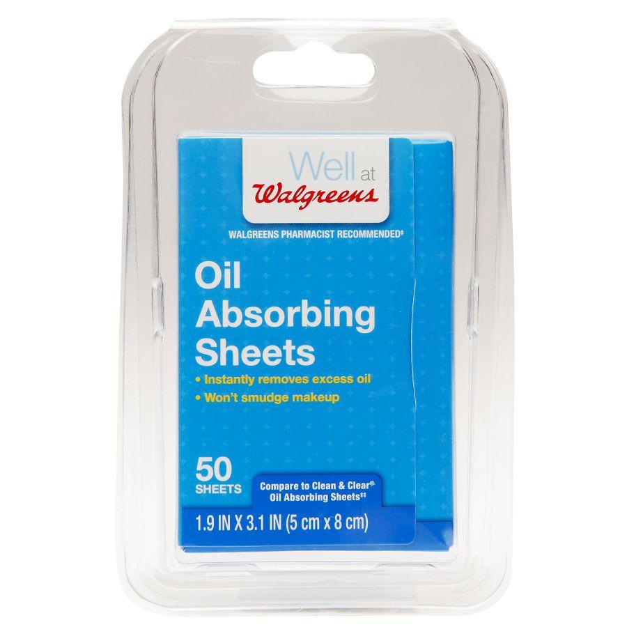 Walgreens - Oil Absorbing Sheets50.0ea