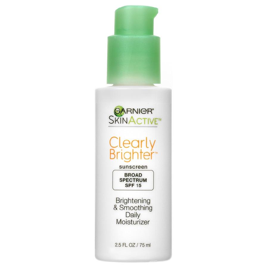 Garnier - Garnier SkinActive Clearly Brighter Brightening & Smoothing Daily Moisturizer SPF 152.5 oz