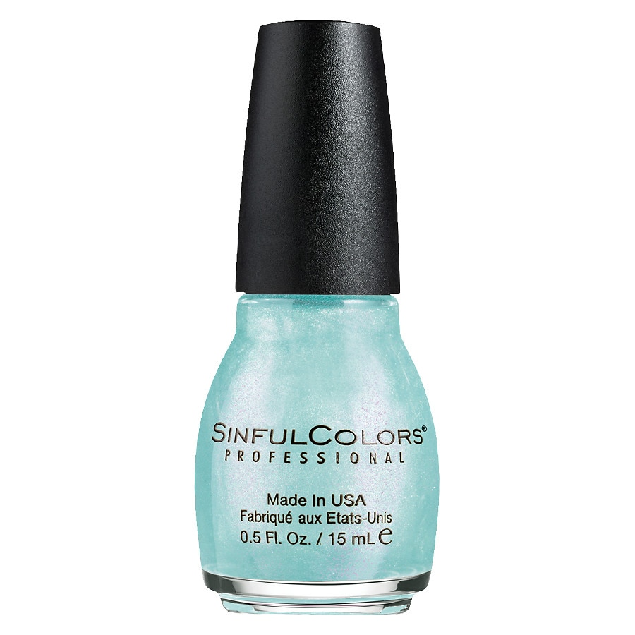 Walgreens - SinfulColors Professional Nail Color, Mint2bCool