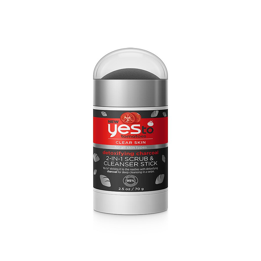 Yes to Tomatoes - Detoxifying 2-in-1 Scrub & Cleanser Stick3.0oz