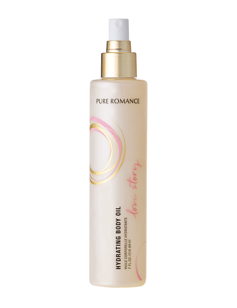 Pure Romance Body Dew Love Story After-Bath Oil Mist
