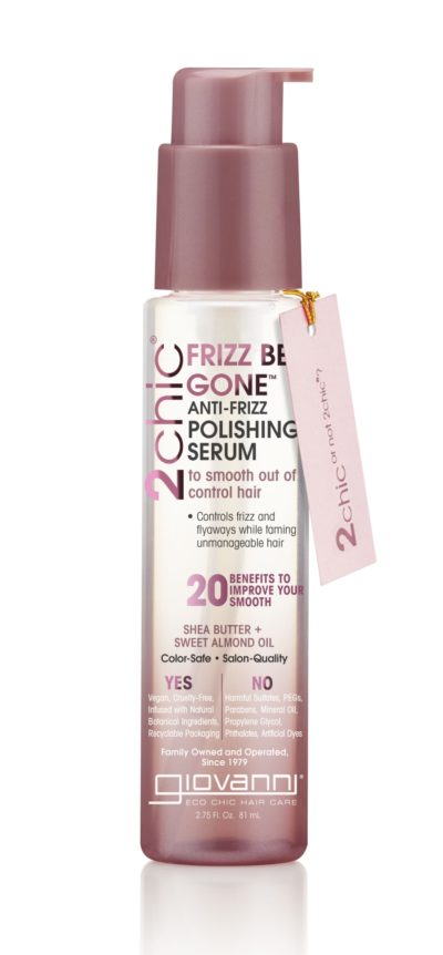 Giovanni - 2chic® FRIZZ BE GONE™ ANTI-FRIZZ POLISHING SERUM