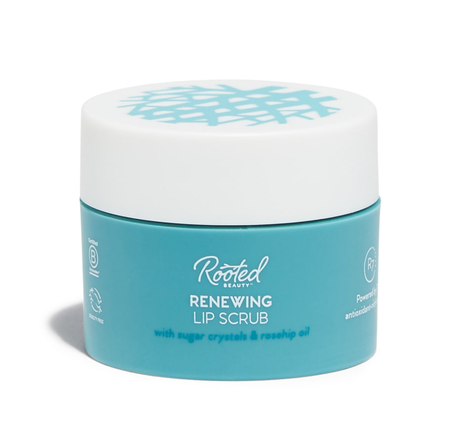 Rooted Beauty - Renewing Lip Scrub