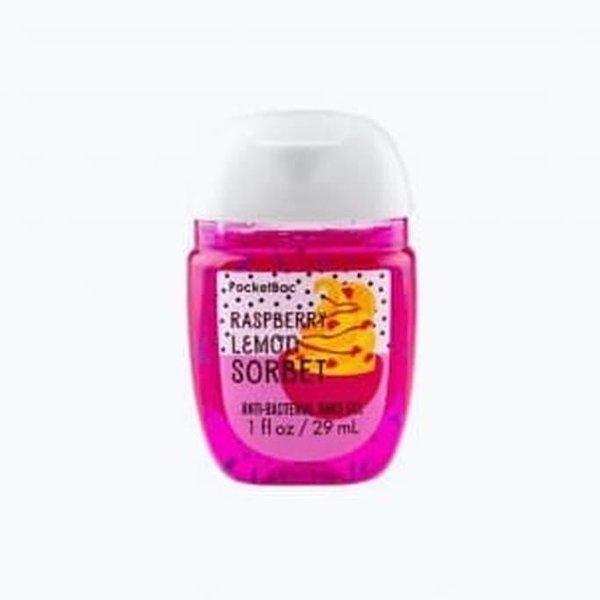 Bath and Body Works - Pocketbac Hand Sanitizer, Raspberry Lemon Sorbet