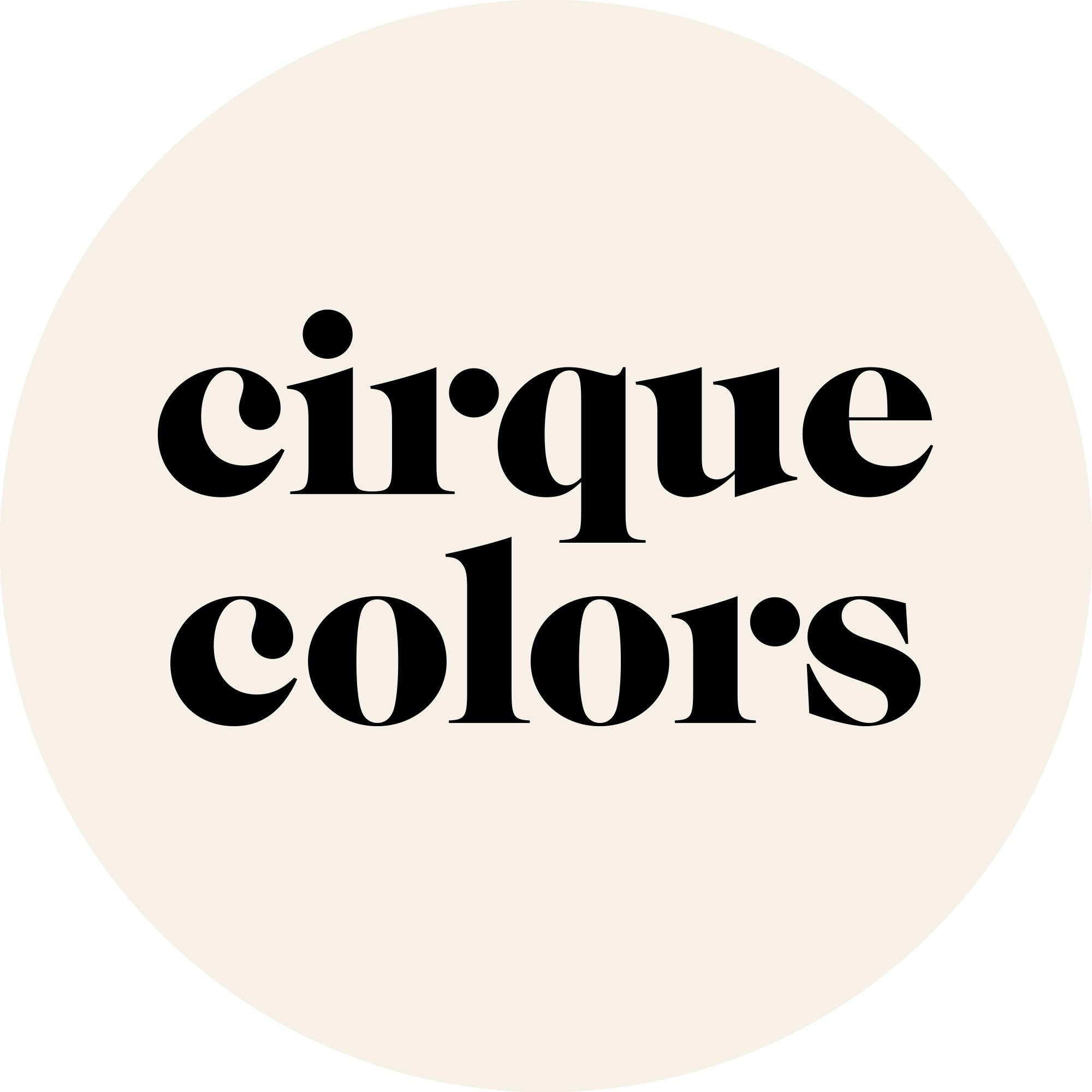 Cirque Colors's logo