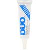 DUO - Striplash Adhesive, White/Clear