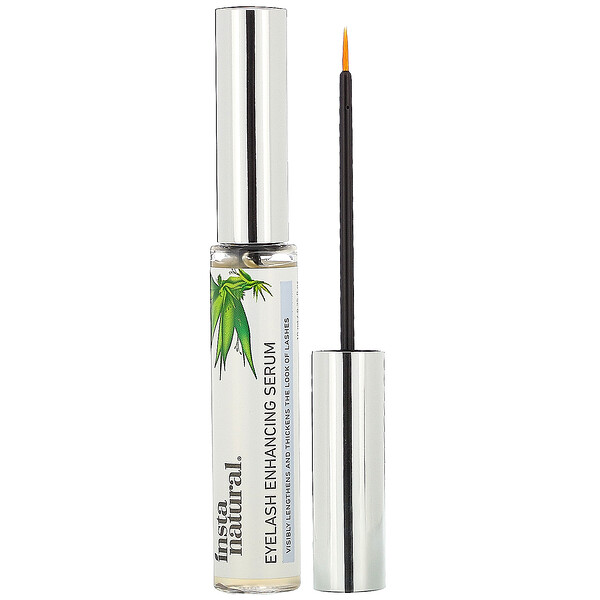 Instanatural - InstaNatural, Eyelash Enhancing Serum, 0.35 fl oz (10 ml)