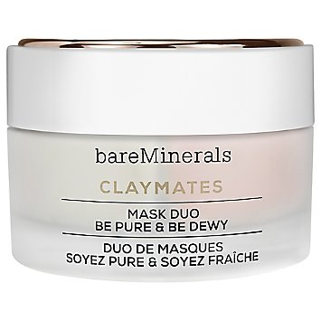 bareminerals.com - Claymates Be Pure & Be Dewy Mask Duo
