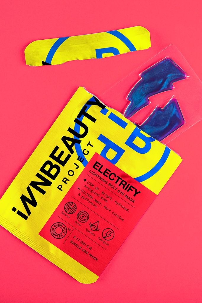 iNNBeauty Project - Electrify Eye Masks