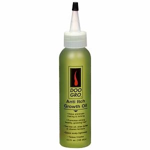 Doo Gro - Doo Gro Anti Itch Growth Oil 4.5 oz