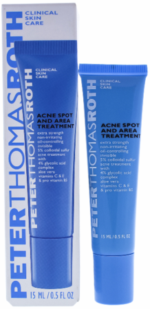Peter Thomas Roth - Peter Thomas Roth Acne Spot and Area Treatment 0.5 oz 2019