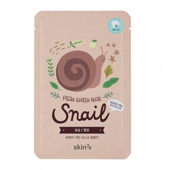 Skin79 - SKIN79 Fresh Garden Mask Snail 23g
