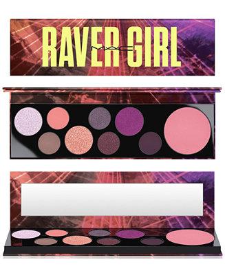 MAC - Girls Raver Girl Palette