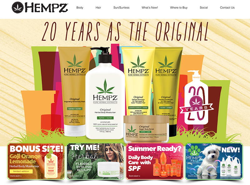 hempz.com - hempz | Citrine Crystal Moisturizer
