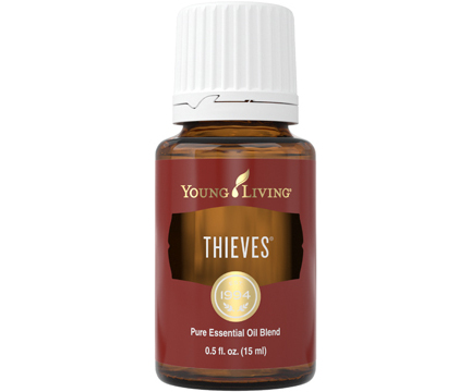 youngliving Thieves Essential Oil Blend
