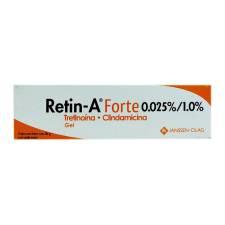 super.walmart.com.mx - Retin A Forte 0.025/1% gel 30 g