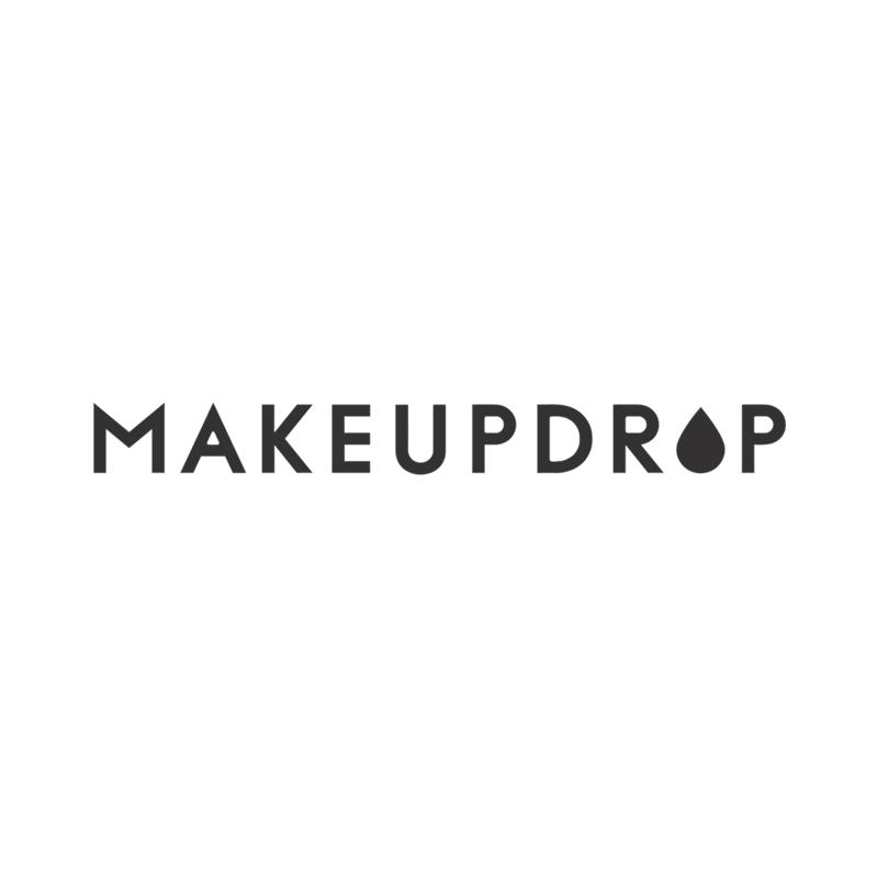 Makeupdrop's logo