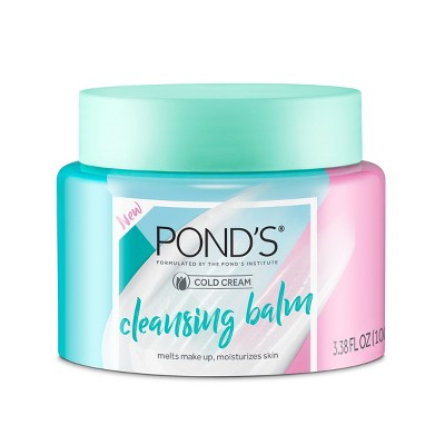 Pond's - Cold Cream Facial Cleansing Balm Makeup Remover