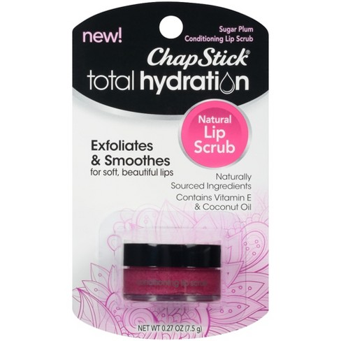 Chapstick - Total Hydration Conditioning Lip Scrub
