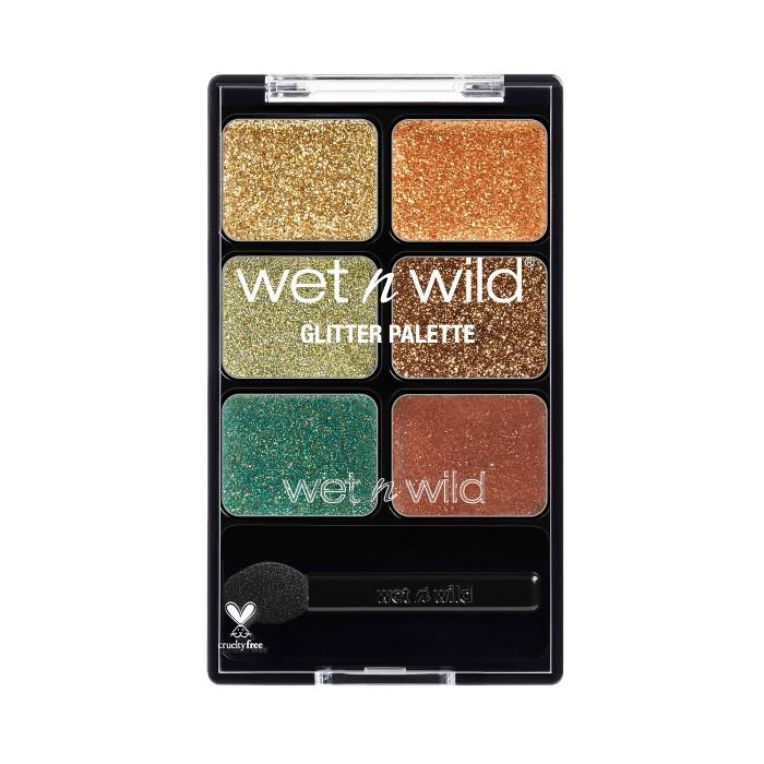 Wet N' Wild - Glitter Palette 4 Neutrals