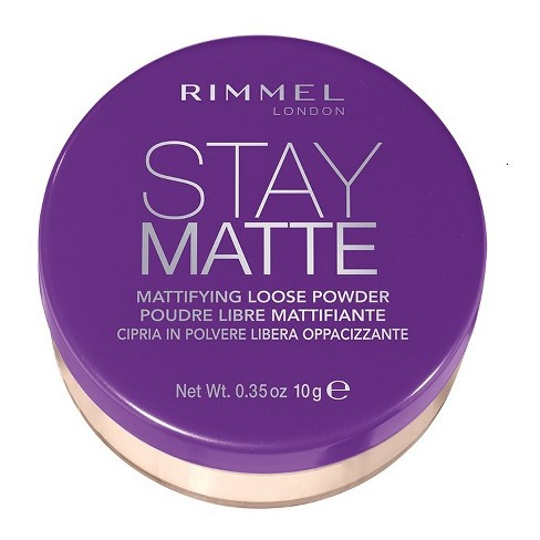 Rimmel - Rimmel Stay Matte Loose Powder Transparent - 0.35oz