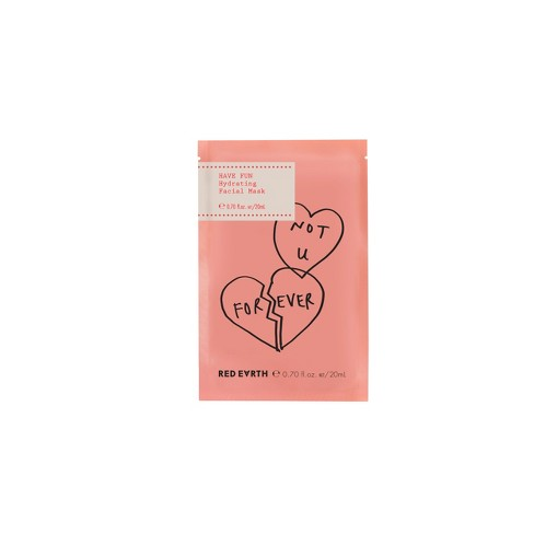 Target - Red Earth Have Fun Hydrating Mask Pink