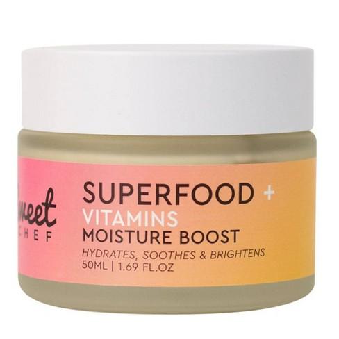 Sweet Chef Superfood + Vitamins Moisture Boost