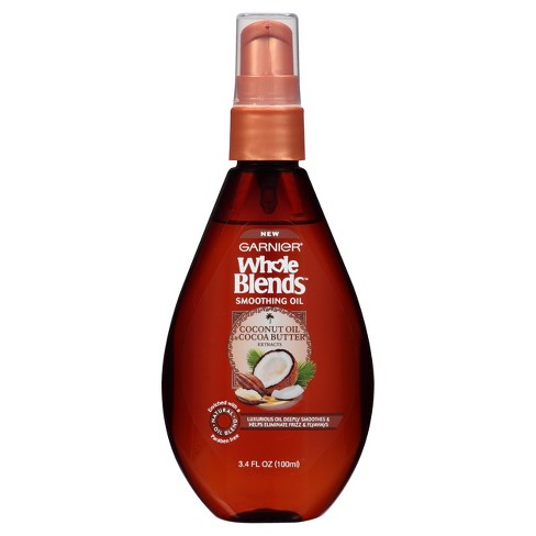 Garnier - Coconut Oil & Cocoa Butter Extracts Smoothing Oil