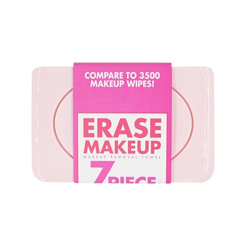 Target - Erase Makeup Reusable Makeup Removal Set - 7pc