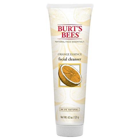 Burts Bees - Burt's Bees Orange Essence Facial Cleanser - 4.34 oz
