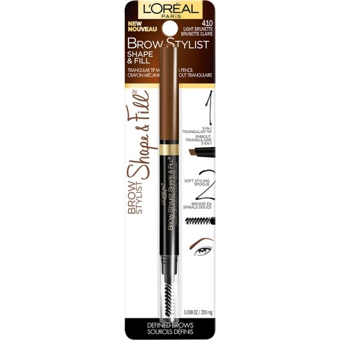 L'Oreal Paris - Brow Stylist Shape & Fill Light Brunette