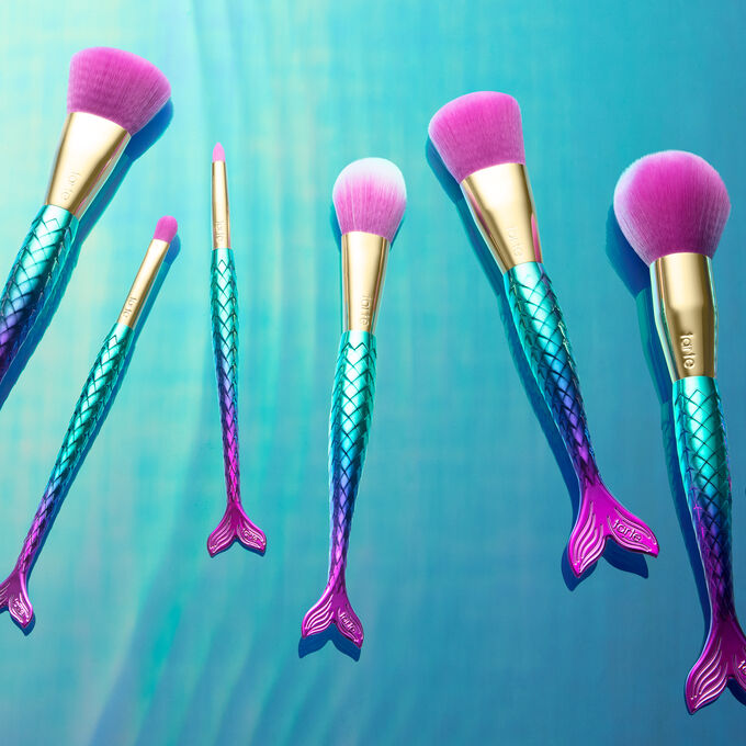 Tarte - minutes to mermaid brush set