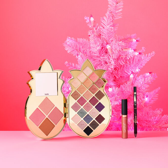 tartecosmetics.com - pineapple of my eye collector's set