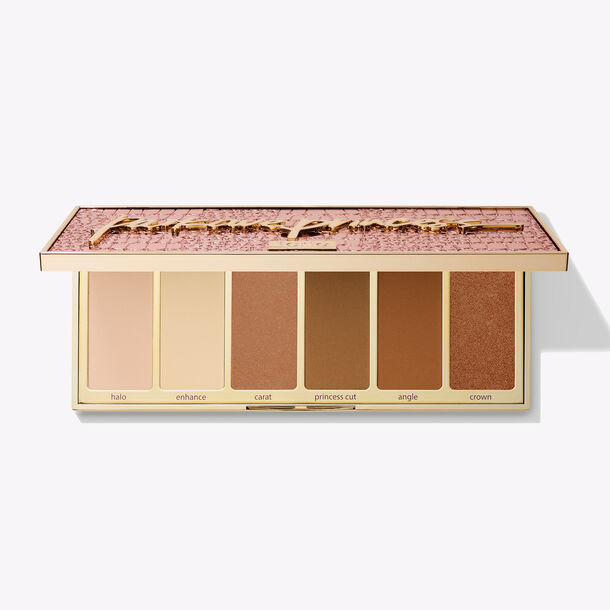 Tarte - Park Ave Princess™ Chisel Palette | Tarte Cosmetics