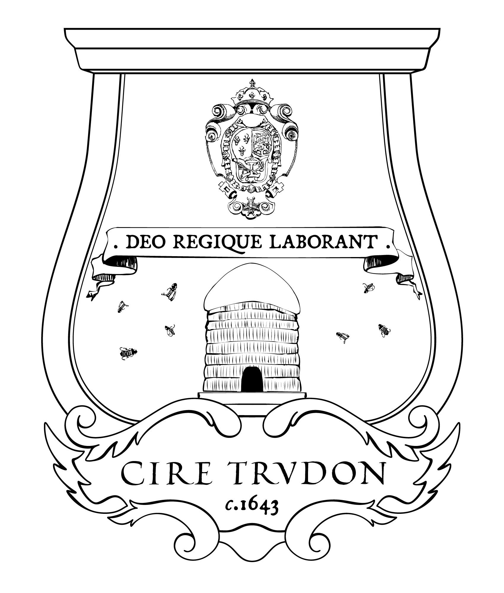 Cire Trudon's logo