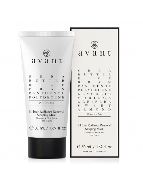 avant-skincare - Discovery Edit - 8 hour Radiance Renewal Sleeping Mask