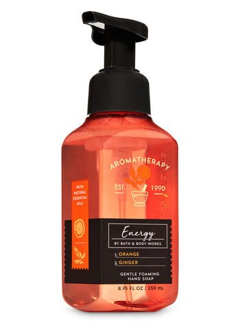 bathandbodyworks.com - Aromatherapy Orange Ginger Gentle Foaming Hand Soap