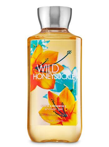Bath & Body Works - Signature Collection Wild Honeysuckle Shower Gel