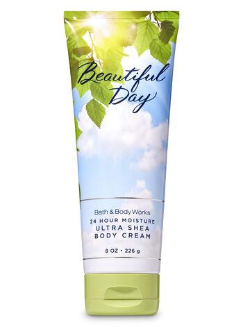 Bath & Body Works - Beautiful Day Ultra Shea Body Cream