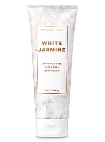 Bath & Body Works - White Jasmine Ultra Shea Body Cream