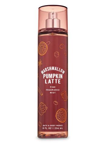 Bath & Body Works - Marshmallow Pumpkin Latte Fine Fragrance Mist